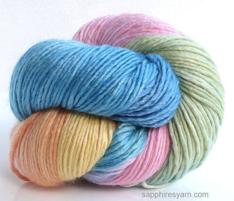 Over the Rainbow - Silky Merino