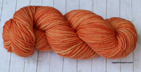 Persimmon- Rustic Worsted