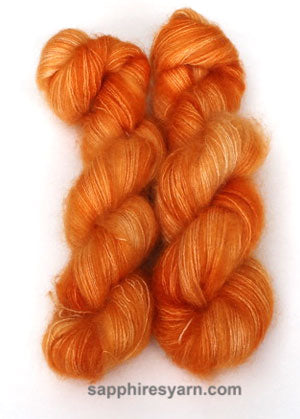 Saffron - Kid Silk Lace
