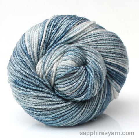 Stone Washed Denim - Cushy Worsted