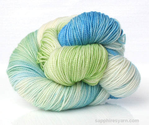 Surf 'n Turf - Springy Sock