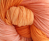 Tiger Lily - Targhee Worsted