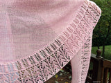 Tilbrook Shawl Pattern - Knit