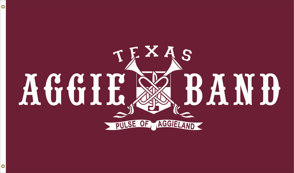 Aggie Band Flag