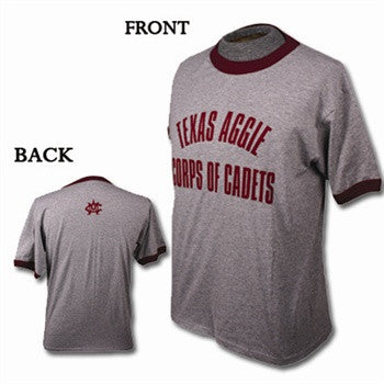 Corps of Cadets Ringer T-Shirt