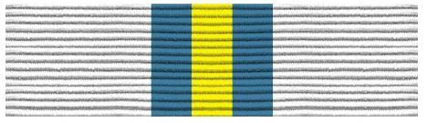 AFROTC Honors Award Ribbon
