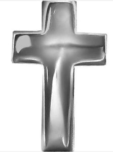ARMY OFFICER BRANCH OF SERVICE COLLAR DEVICE: CROSS