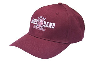 Aggie Band Structured Hat (Maroon)
