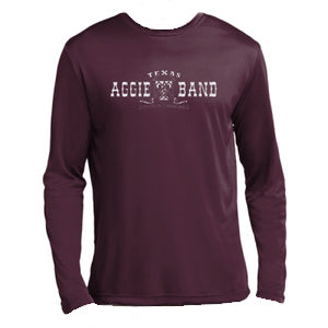 Band Long Sleeve Performance T-Shirt