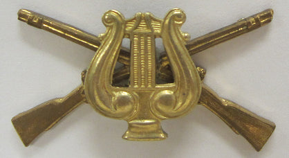 Band Infantry Insignia