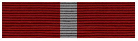 Best Drilled Cadet in the Major Unit Ribbon