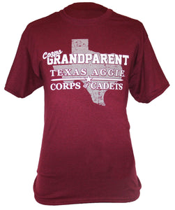 Corps Grandparent T-shirt