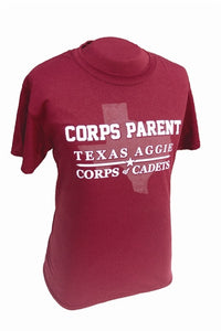 Corps Parent tshirt
