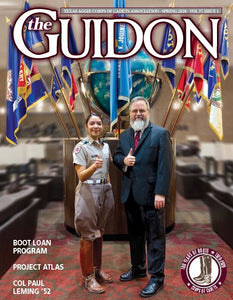 The Guidon 2020 Volume 37, Issue 1