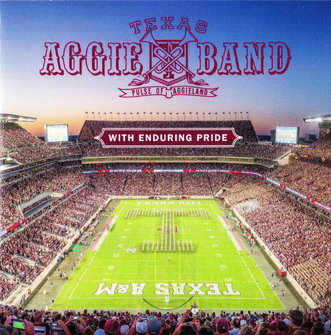 "2016 Fightin' Texas Aggie Band ""The Enduring Pride"" CD"
