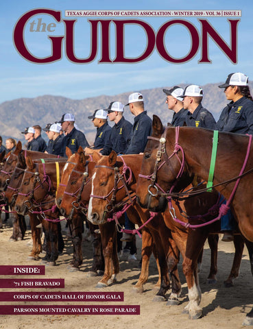 The Guidon 2019 Volume 36, Issue 1