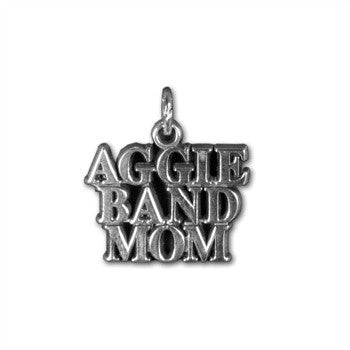 Aggie Band Mom Charm