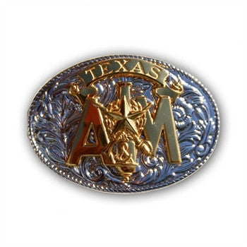 Corps Stack Men's Belt Buckle
