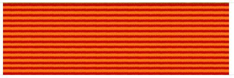 Parson's Mounted Cavalry Ribbon