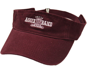 Texas Aggie Band Visor