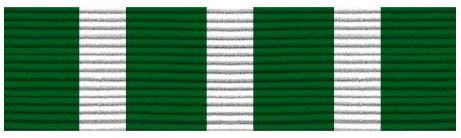 Recruiting Award Ribbon