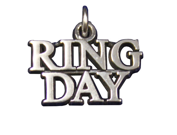 Ring Day Charm