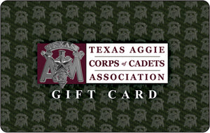 Corps of Cadets Association Virtual Gift Card