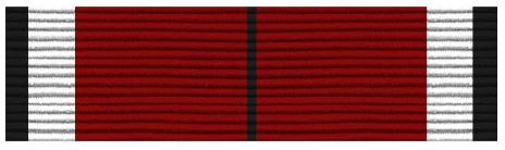 Society Of American Military Engineers Ribbon
