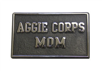 Aggie Corps Mom Vehicle Emblem