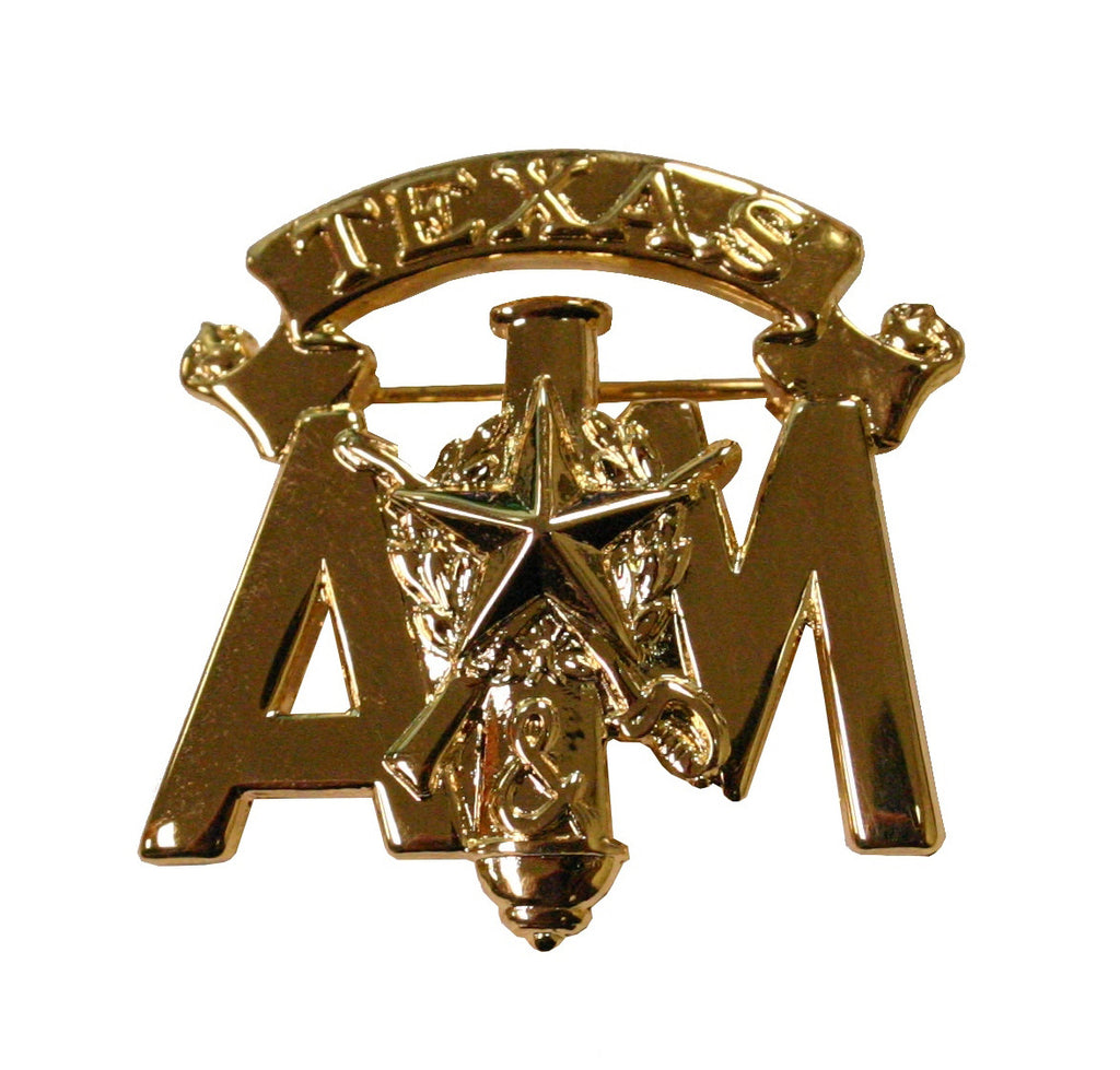 Corps Stack Brooch