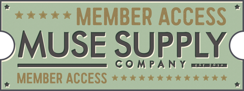 Muse Supply Co -- Member Access