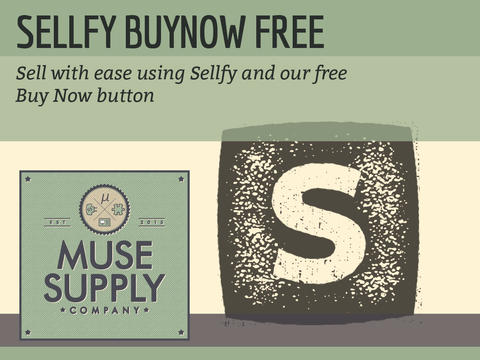 Sellfy BuyNow Button (FREE)