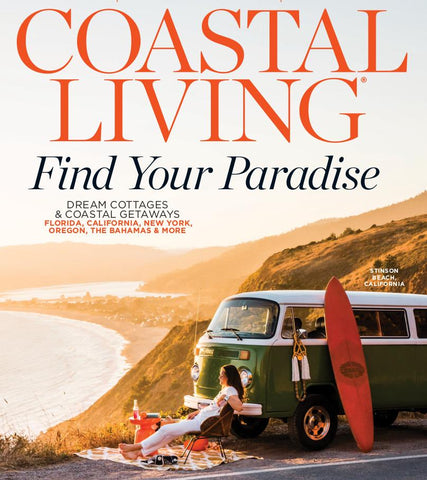 Coastal Living Fall 2020 Cover