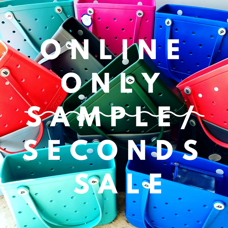 SAMPLE SALE - PURCHASES LIMITED PER CUSTOMER