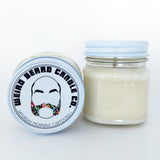 Saturday Morning Cartoons I - fruity loop cereal scented soy candle by Weird Beard Candle Co.