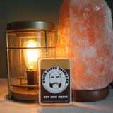 Peanut Butter Coffee Porter craft beer scented soy wax melts Weird Beard Candle Co