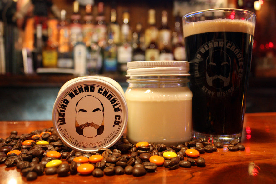 Peanut Butter Coffee Porter