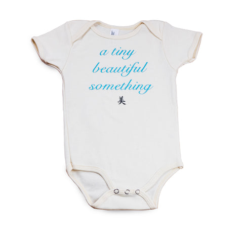 Kids - a tiny beautiful onesie