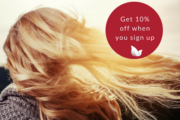 Get 10% Off When You Sign Up