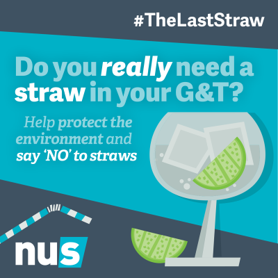 Do you really need a straw in your G&T?