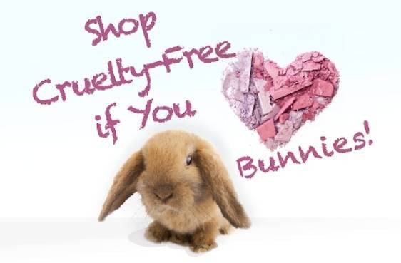 Shop Cruelty-free if you love bunnies!