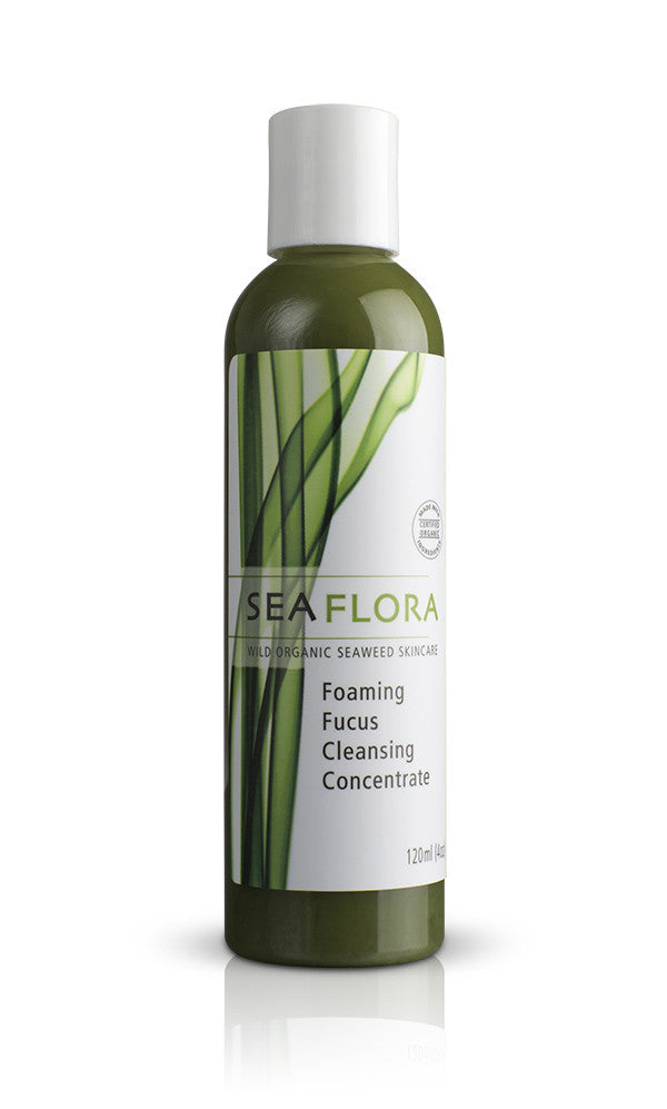 Foaming Fucus Cleanser for Oily Skin