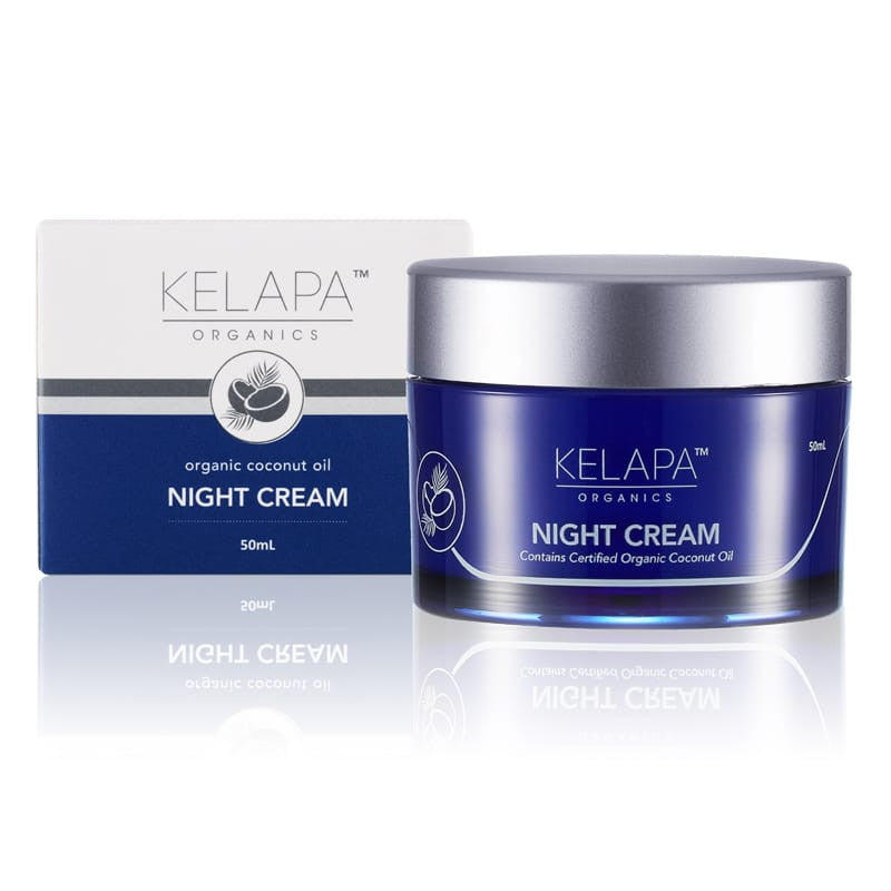 Kelapa Organics Night Cream