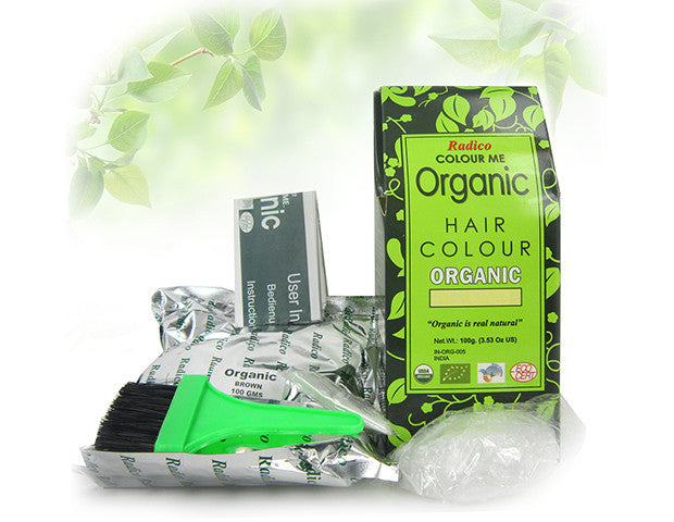 Copy of Organic Hair Color | Mahogany