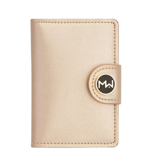 Mai Couture Gold Wallet (Makeup)