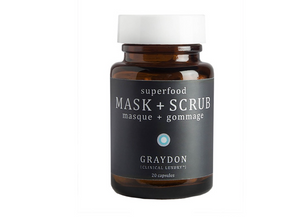 Superfood Mask and Scrub (Graydon)
