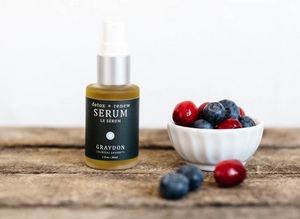 Detox + Renew Serum (Graydon)