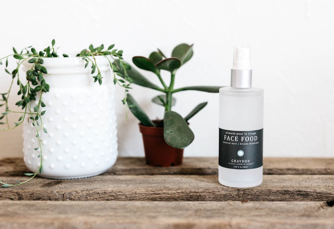 Face Toner | Food Mineral Mist