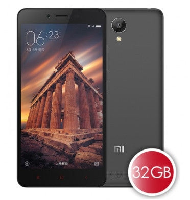 XIAOMI REDMI NOTE 2 32GB LTE DUAL SIM GRAY