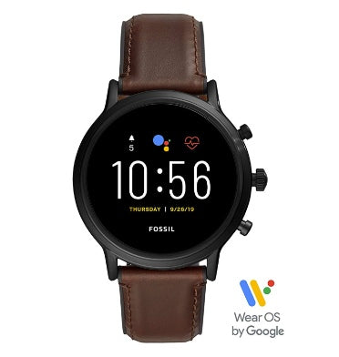 FOSSIL GEN 5 CARLYLE SMARTWATCH BLACK/BROWN